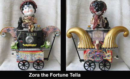 Zora the Fortune Tella