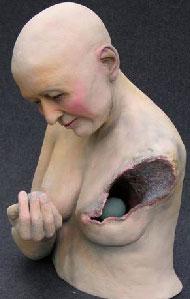 Woman and Egg Series