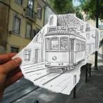 Pencil vs Camera - 4 - Ben Heine