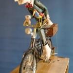 The Automata Repairman by artist Carlos Zapata